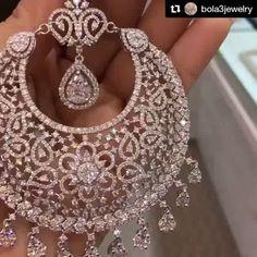#Repost @bola3jewelry with @repostapp ・・・ GORGEOUS!! 💎#Diamond Earrings via @styleprer #jewelry #hautejoaillerie #luxuryjewelry #luxury #highjewelry #diamonds #bola3jewelry bola3jewelry