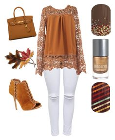 """Fall Style"" by Dazzling Darlene at www.dazzlewithjams.com"