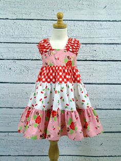 Twirly Dress -- adorable!