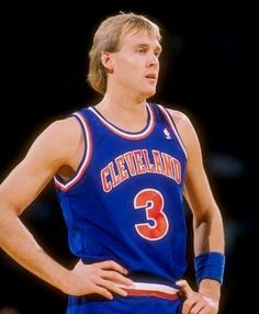 Craig Ehlo, most famous for falling victim to Michael Jordan's last second heroics in the 1989 playoffs, was asked by his children not to come to parent show and tell at their local suburban Cleveland school the following year.