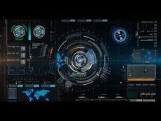 Futuristic interface - Google 검색