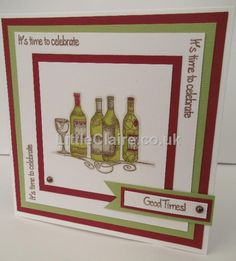 Good Times Easy Cards, Men's Cards, Birthday Cards For Men, Card Maker, True Friends, Hobbies And Crafts, Cardmaking, Card Stock, Projects To Try