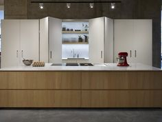 DesignSpace London's new Southwark showroom is a dramatic 4000 sq ft space in which they have created fifteen display areas showcasing inspirational kitchen, bathroom and living concepts. Using dynamic Italian brands such as Modulnova and Lema, they push