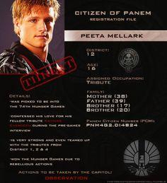 peeta mellark character analysis