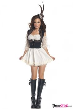 RP Sexy Steampunk Girl Costume. See a Great Gift! $41.95 Suction Mount, waterproof iPad Case - Sticks to Kitchen surfaces & in Shower! Now 50% off ... 4.8 Stars on Amazon. Mom's, Girlfriends, Wives, Boyfriends... will love one! Works with mini & smartphones too.