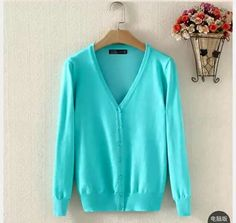 Soothing Blue Cardigan