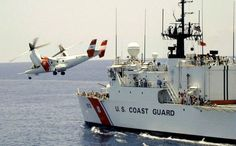 US Coast Guard - Helicopter Database Coast Guard Helicopter, Coast Guard Ships, Coast Guard Rescue, Cost Guard, Coast Guard Cutter, Coast Guard Stations, Police, Search And Rescue, Navy Ships