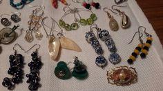 All earrings are $ 3.00 each