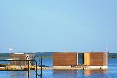 HT Houseboats - Mielno wynajem domki na wodzie