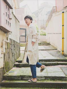 ( ー̀εー́ ) — starminesister:   Takahashi Issei (Dr. Rintaro) in...