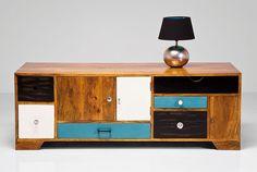 Mueble TV 6 cajones Vintage Babalou   Material: Madera de Mango   ... Eur:935 / $1243.55