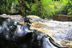 Presidente Figueiredo a cidade das 160 cachoeiras na Amazônia
