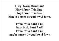 Hwyl Fawr, Ffrindiau!