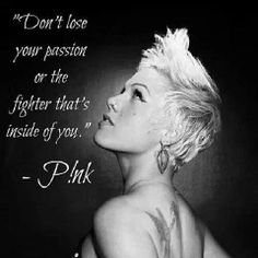 Verlies je passie niet!