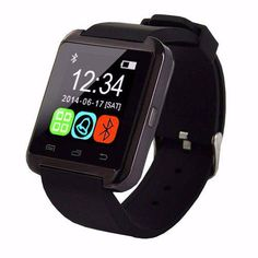 Bluetooth Version: Bluetooth Sync SMS/Call history (only for android phone). Bluetooth Protocol: + HFP + HS P 1 x Smart Watch. 1 x USB Cable. Smartwatch Bluetooth, Android, Cool Tech Gadgets, Google Phones, Wearable Device, Apple Watch Series, Fitness Tracker, Smart Watch, Smartphone
