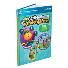 LeapFrog LeapReader Book: Get Ready for Kindergarten (works with Tag) * You can find more details at