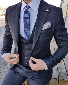 Best formal suits men classy look Best formal suits for men in business Top formal suits men prom Suits Outfits, Men's Suits, Cool Suits, Mens Suits 2018, Stylish Outfits, Mode Masculine, Wedding Men, Wedding Suits, Terno Slim