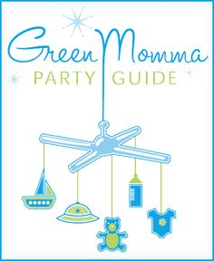 How to host a Green Momma party- create safe cleaning products for each room of the house with your friends