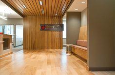 SonyATV Music Publishing - in New York, NY #largeoffice #commercialspaces #commercialinteriors #design #flooring