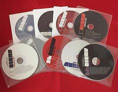 Lot of 9 CDs  Zero Tolerance 44 - 62 Extreme Music CDs Only No Magazines