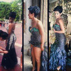 Simple I ♥ Dresses