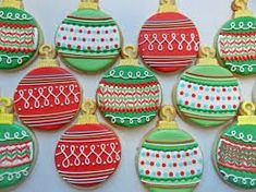 Image result for pinterest sugar cookie decorating ornaments