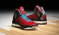 D rose boost shoes