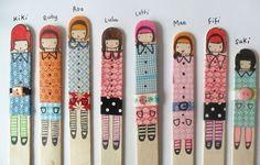 Kids Crafts, Craft Stick Crafts, Craft Sticks, Lolly Stick Craft, Craft Ideas, Resin Crafts, Decor Crafts, Easy Crafts, Paper Crafts