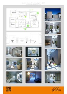 .HOUSE IN BUZEN, FUKUOKA, JAPON. 2009. SUPPOSE DESIGN OFFICE.