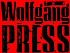 Wolfgang Press Broken People, Post Punk, Sound Of Music, Blood, Neon Signs, Reading, Reading Books