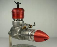 Vintage German TAIFUN TORNADO Diesel Model Airplane Engine, Control Line   eBay