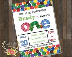 Eric carle birthday invitations images invitation templates free eric carle birthday invitations images invitation templates free birthday invitation printable cinderella by kristenjoydesigns very hungry filmwisefo