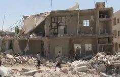 Siria: Más de 700 muertos en dos días