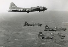 US 379th Bomb Group (Eighth Air Force) - Mission 115