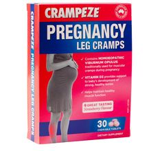 The pregnancy symptom that can really cramp your style (and what to do about it!)