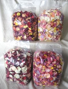 Website where to buy petals in bulk for ceremony! Possibly cheaper than getting them from a florist?
