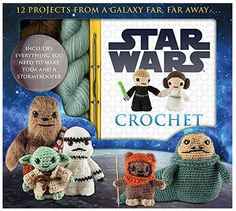 Star Wars Crochet Cr
