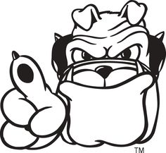 Georgia State Symbols Coloring Pages Printable in addition Watching Baseball At The Opera House also Ga010 besides Hail State likewise Logos. on georgia uniforms