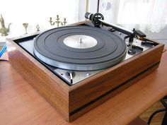 When Vinyl was king (some may think it still is)... my first turntable was a Dual Turntable from Germany?!