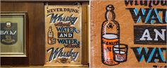 Never drink whisky Drink Signs, Whisky, Bottle Opener, Barware, Interiors, Drinks, Drinking, Beverages, Decoration Home