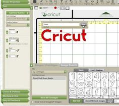 Cricut video tutorials