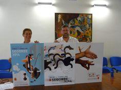 Segorbe falla el XXX Concurso de Carteles de la Entrada de Toros y Caballos