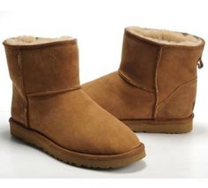 Ugg Outlet !It's really really worth,cheap!You can own it !Men's Chestnut Classic Mini UGG Boots