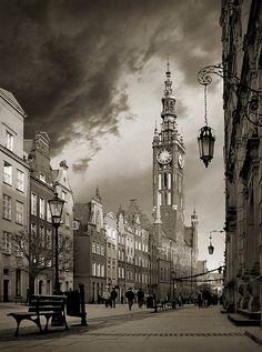 Gdańsk, ul. Długa / Long Street in #Gdansk