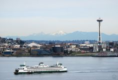 Seattle, Washington, a beautiful, fun, delicious food place to visit.