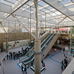 Galeria de Estação Vila Prudente / Luiz Esteves Arquitetura - 6