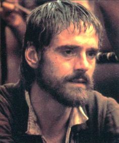 """Jeremy Irons from """"The Mission"""""""