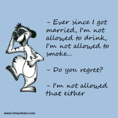 Ever-since-I-got-married.. .#married #funny #regrets I Got Married, Regrets, Celebrities, Memes, Funny, Celebs, Meme, Funny Parenting, Hilarious