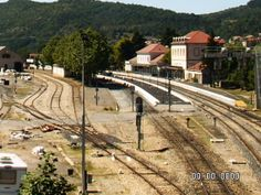 Gare de Veynes Provence France