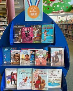 Mercer County Library System (@mclsnj) • Instagram photos and videos Laurie Hernandez, Jesse Owens, Mercer County, Simone Biles, County Library, Book Suggestions, What To Read, Photo And Video, Reading
